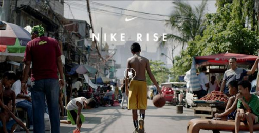 Nike Basketball: Rise Philippines Digital Advert by Akqa, Firecracker Films