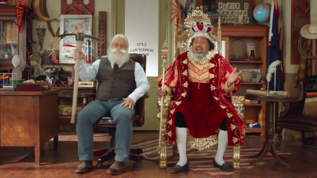 Arizona Lottery: Royal Millions King Guillermo Film by OH Partners Phoenix