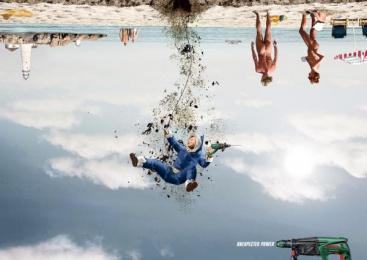 Bosch: Unexpected, 1 Print Ad by Miami Ad School Hamburg