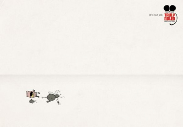 Truly Nolen: PRAM Print Ad by DraftFCB Santiago