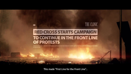 Chilean Red Cross: First Line For The Front Line - Case Study Video Case study by Porta Santiago
