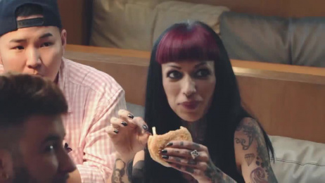 Burger King: THE BIG KING Film by Crane.TV, David Buenos Aires