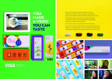 Visa: Visa Direct marketing by Colenso BBDO Auckland
