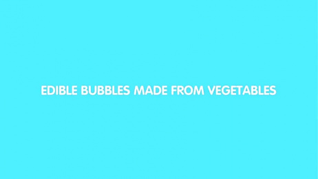 V&A Museum Of Childhood: Edible Exhibition Ambient Advert by AMV BBDO London, Bompas & Parr