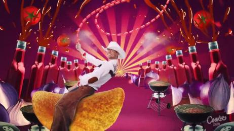 Pringles: Texas BBQ Film by Dark Energy Films, DigitasLBi