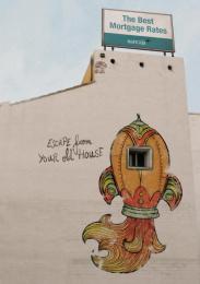 Bancaja: ORANGE ROCKET Outdoor Advert by Remo