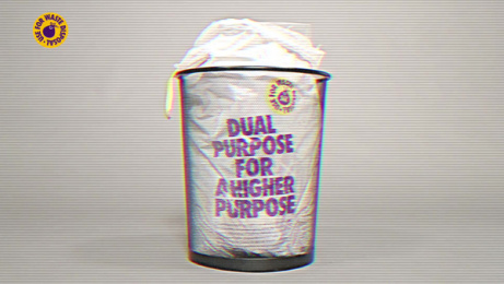 Violeta: Dual purpose for a higher purpose, 1 Film by Saatchi & Saatchi Croatia
