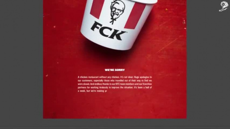 Kentucky Fried Chicken (KFC): Case study Print Ad by Mother London