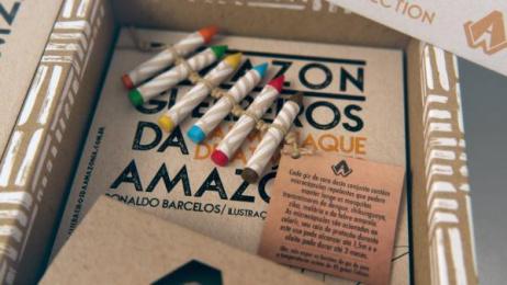 Ananse: Safe Collection - Amazon Warriors [image], 2 Direct marketing by Estudio Fliperama, Little George, Phospro.com