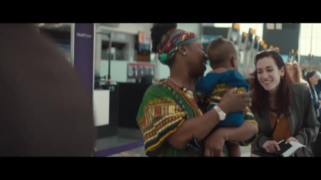 Heathrow Airport: Wonderers Film by Havas Worldwide London, Pulse Films Ltd