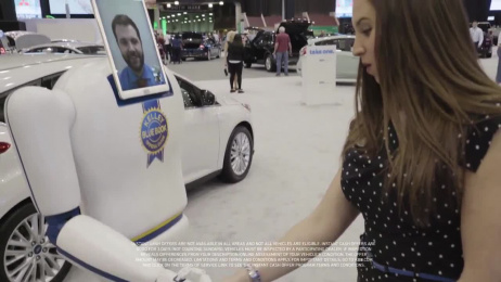Kelley Blue Book: H.A.N.D. Auto Show Film by Blink Studios, Zambezi