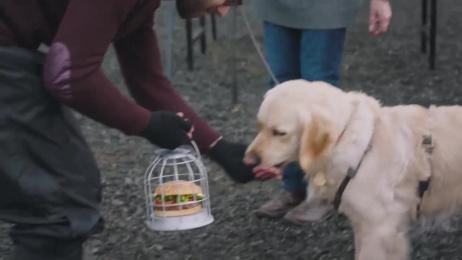 Burger King: The Whopper Dog Film by Grabarz & Partner Hamburg