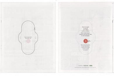 Hey Girls: Hey Girls Print Ad by adam&eveDDB London
