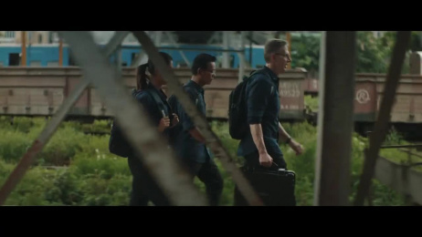 GE: You can't unring a bell Film by BBDO New York, Bullitt