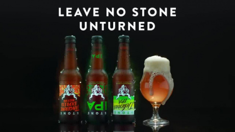 Stone beer: Leave No Stone Unturned, 1 Film by Big Family Table