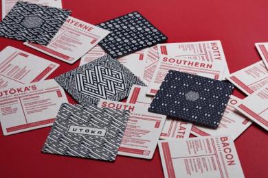 Utoka: Holiday Gift, 2 Design & Branding by Utoka
