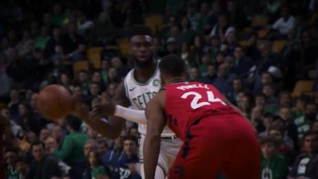 Celtics: Brown-to-Tatum Dunk Film by Sleek Machine Boston