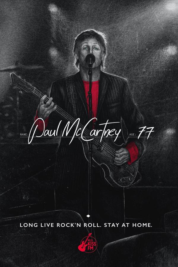 Long Live Rock n' Roll - Paul McCartney