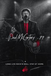 Kiss Fm: Long Live Rock n' Roll - Paul McCartney Print Ad by ALMAP BBDO Brazil