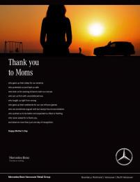 Mercedes-Benz: Mercedes-Benz Print Ad