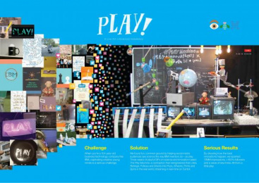 IBM: PLAY! Case study by Ogilvy & Mather New York