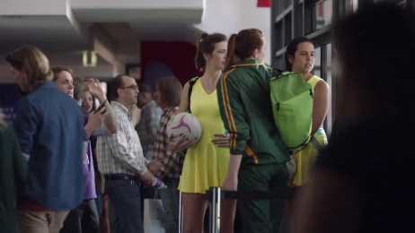 Velocity Frequent Flyer: National Netball Championships Film by CHE Proximity Australia, Plaza Films