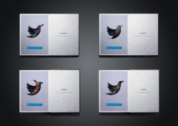 Conservation International Japan: Book, 4 Design & Branding by Dentsu Inc. Tokyo, DLX inc.