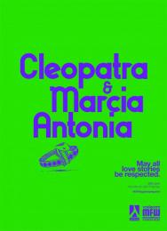 Mozambique Fashion Week: Green - Cleopatra & Marcia Antonia Print Ad by DDB Maputo