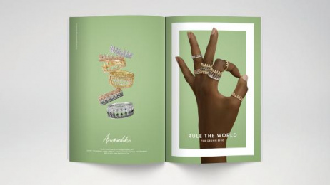 Annoushka: Rule the World, 7 Print Ad by Mr. President London
