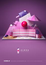 Nobile: Aloha Print Ad by Saatchi & Saatchi Warsaw