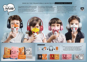 Clin Kids: Case study Direct marketing by NBS Sao Paulo