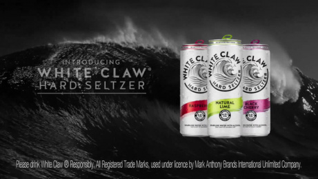 White Claw Hard Seltzer: Made Pure Film by Rothco Dublin