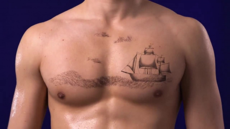 Nivea For Men: Maritime Long Film by Faltman & Malmen Stockholm