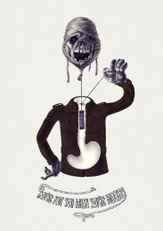 Snickers: Lifeless Print Ad by Impact BBDO Dubai
