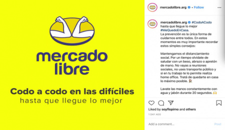 Mercado Libre: Mercado Libre Logo Change [video] Direct marketing