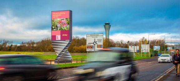 Ebay: Weather-Driven Spring Campaign, 1 Outdoor Advert by 72andsunny