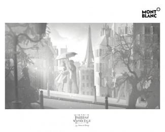 MONTBLANC: A Parisian Winter Tale, 5 Design & Branding by Scholz & Friends Berlin, Scholz & Friends Identify Berlin