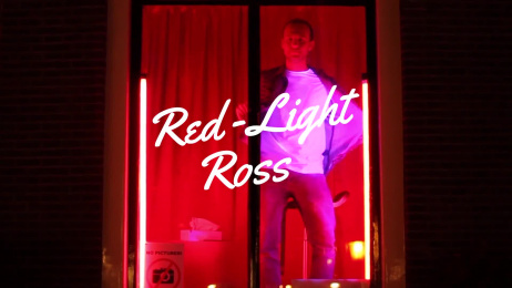 180 Amsterdam: Red-Light Ross Ambient Advert by 180 Amsterdam