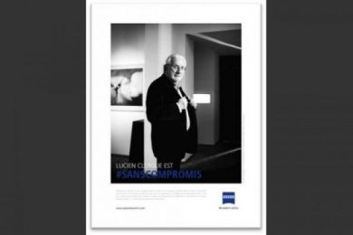 Zeiss: Lucien Clergue Print Ad by gyro Paris