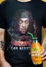Keri Juice: Metal Print Ad by Ogilvy Auckland