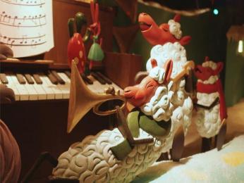 Fortnum & Mason: Christmas Windows, 10 Outdoor Advert by Otherway