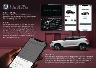 Volvo: Volvo Digital Advert by Grey New York