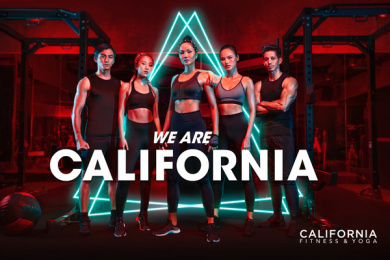 California Fitness: We are California Print Ad by DDB & Tribal Vietnam