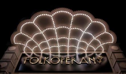The Folkoperan Opera House: FOLKOPERAN - NEW IDENTITY FOR THE PEOPLE'S OPERA HOUSE Design & Branding by Lowe Brindfors Stockholm
