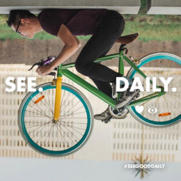 Lenscrafters: See. Good. Daily, 2 Print Ad by Truth Collective