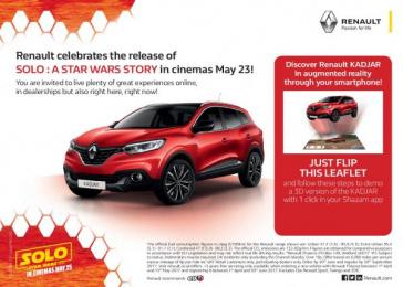 Renault: Case study Print Ad by Publicis Conseil Paris