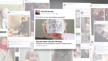 Child Focus: Put A Price On Your Precious Viral Ad by These Days Y&R Antwerpen