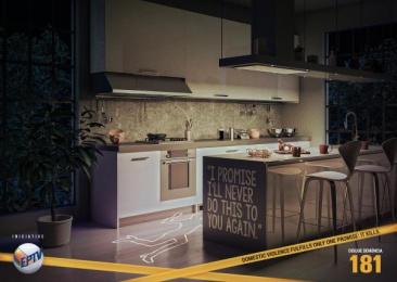 Disque-Denuncia: Crime Scene, 1 Print Ad by Arpejo