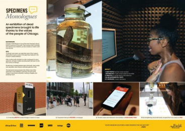 The Field Museum: Case study Outdoor Advert by Leo Burnett Chicago