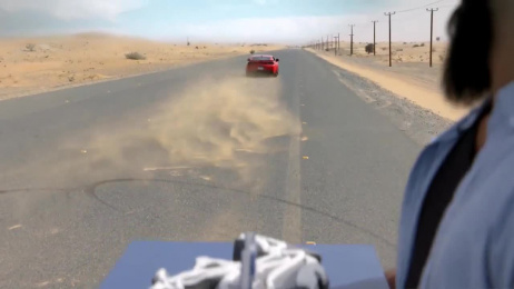 Chevrolet: Bringing The Thunder Film by Commonwealth//McCann Dubai